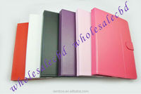 "Universal 10.1"" Case for Tablet, PU Leather Tablet PC Stand Flip Cover Case"
