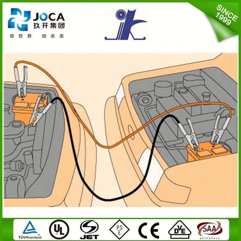 car emergency kits hight quality portable battery jumper cable