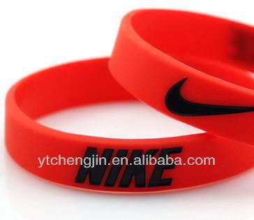 The Most Popular Type Bulk Cheap Silicone Wristbands