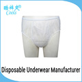 Disposable Men Male Underwear for SPA Salone Use