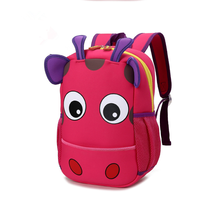 New design backpack cute kids school bag