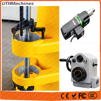 Portable line boring machine small engine,engine block boring machine