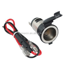 New Arrival 12v Car Cigarette Lighter Socket With Cap for Aftermarket Car Parts