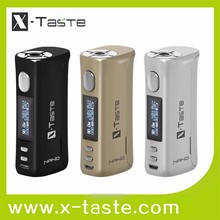 China Manufacture Box mod vape pen battery 18650 vape pen starter kit sample 90W high quailty Newly arrival cigarette electronic