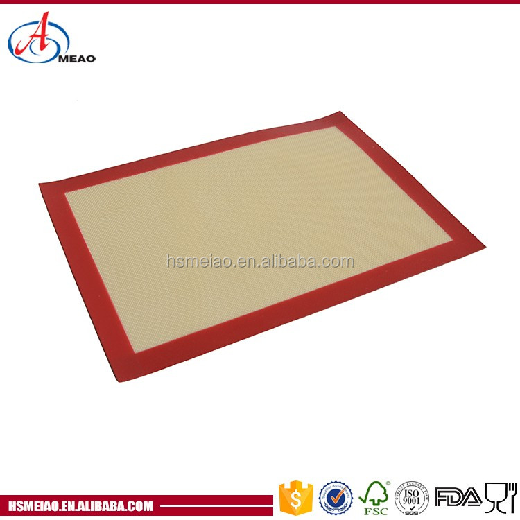 Strong food grade Silicone Material and baking Mat