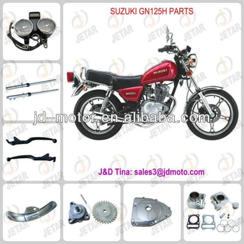 GN125H motorcycle spare