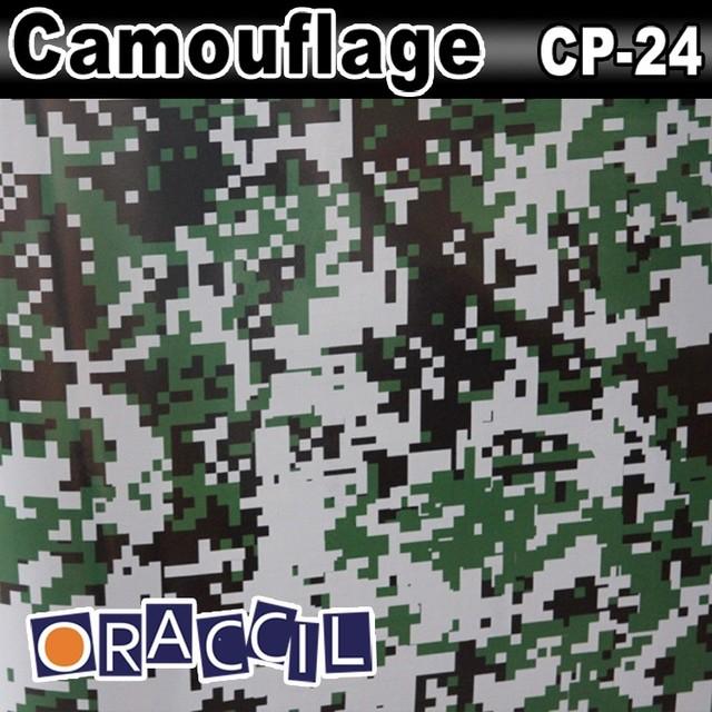 Car Clothes CP-24 1.52*30m air free bubbles vinyl rolls wholesale film for digital camouflage car wrap film