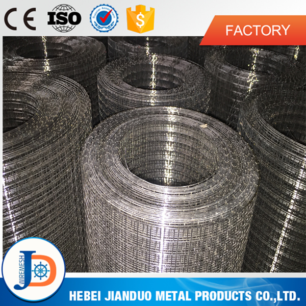 Good corrosion resistant stainless steel welded wire mesh from China gold supplier