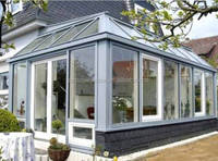 safety glass aluminium polycarbonate sunroom