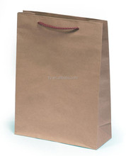 thick brown paper carrier bag (M-PB031)