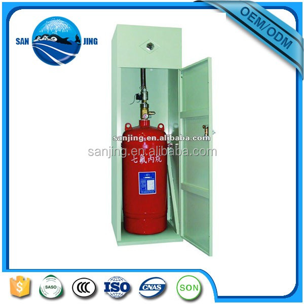 Safe and reliable fm200 fire extinguishing system supplier China