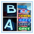 Acrylic led light alphabet letter