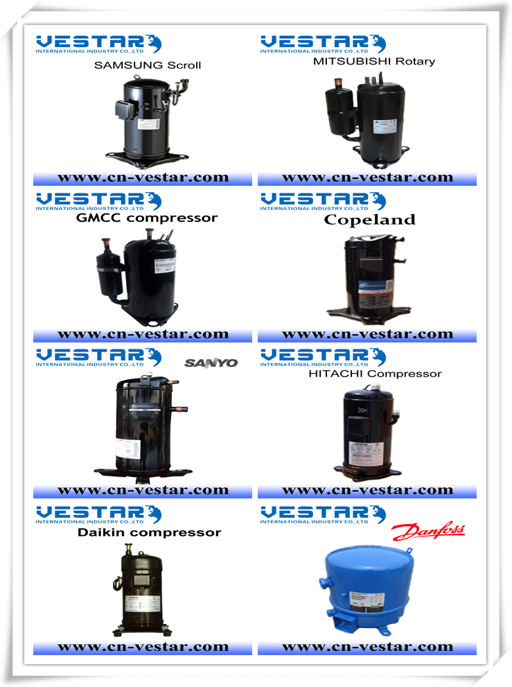 Fridge compressor in usa certified by North America Market