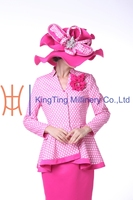 Fashion ladies formal suits designs wedding dresses church dresses