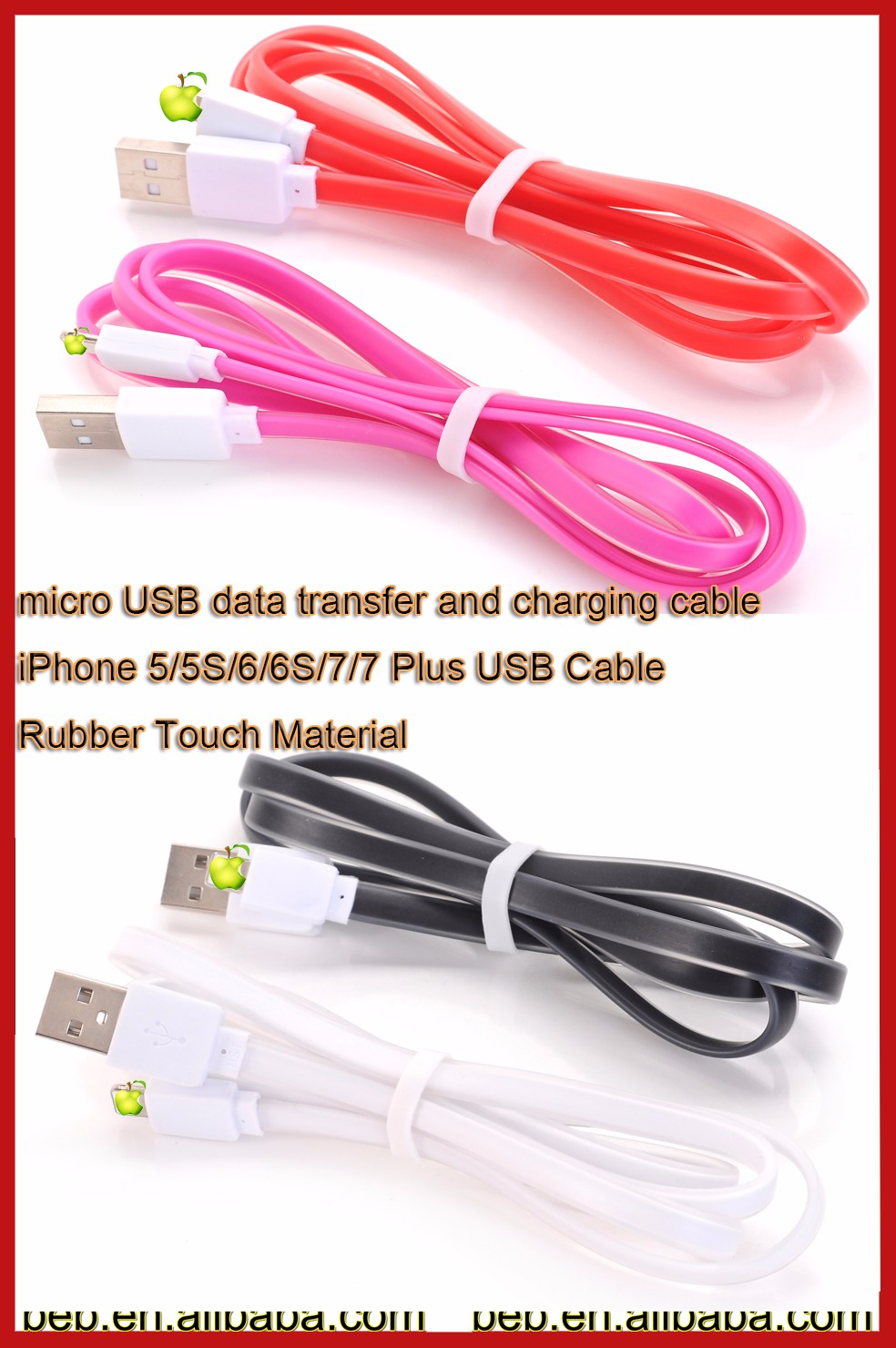For iphone 6 cable iphone 5s cable for iphone 5 from reliable supplier