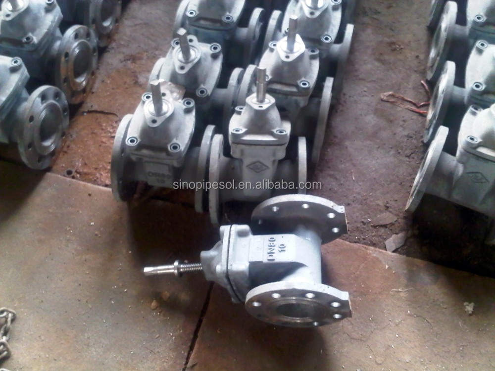 BS5163 Resilient Seated Gate Valve PN10/PN16