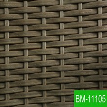imitation wicker material for outdoor furniture BM-11105