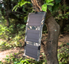 Micro USB port Foldable Solar Panel battery charger 3.7V 10000Mah