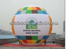 Large Advertising Balloons inflatable floating advertising balloon