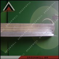 Drywall channel ceiling profile zinc galvanized steel corner angle