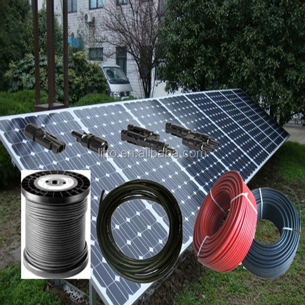 Hot-Selling Single Core Solar DC Power Cable