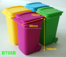 desktop toy wheelie bin