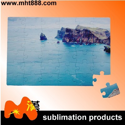 Sublimation blanks puzzle P31-1 sublimation jigsaw sublimation magnetic puzzle