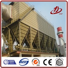 Foundry induction furnace large inlet volume bag house filters