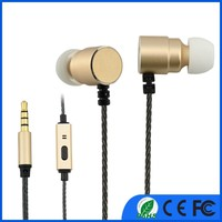 4 driver In-Line Mic/Remote high definition earbuds