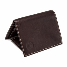 Manufacturers Custom Printing Leather Various Design Genuine Cowhide Leather Wallets