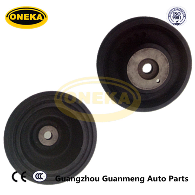 [ Genuine ONEKA Parts] MD366151 Crankshaft belt pulley harmonic balancer For BYD / MITSUBISHI 1.6L 4G18 ENGINE AUTO PARTS