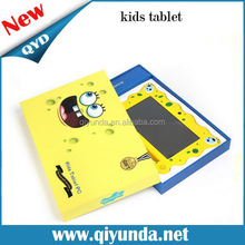 "7"" Kids underwater camera Tablet PC, kids pad, Android4.2 learning tablet 512mb+4GB Dual core wifi"