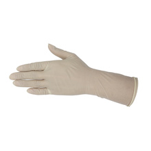 Ce fda approval anatomic shape high quality non-sterile surgery disposable gynecology gloves