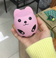New mini cartoon animal wireless speaker with keychain with Selfie function/ Hands-free calling / music play 1-3h