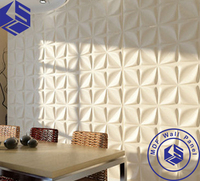 MDF Decorative wall panel Spray painting high density mdf board for interior decor