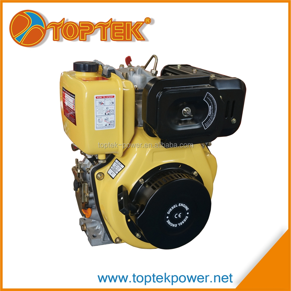 hot sale 10hp air cooled diesel engine in Philippines