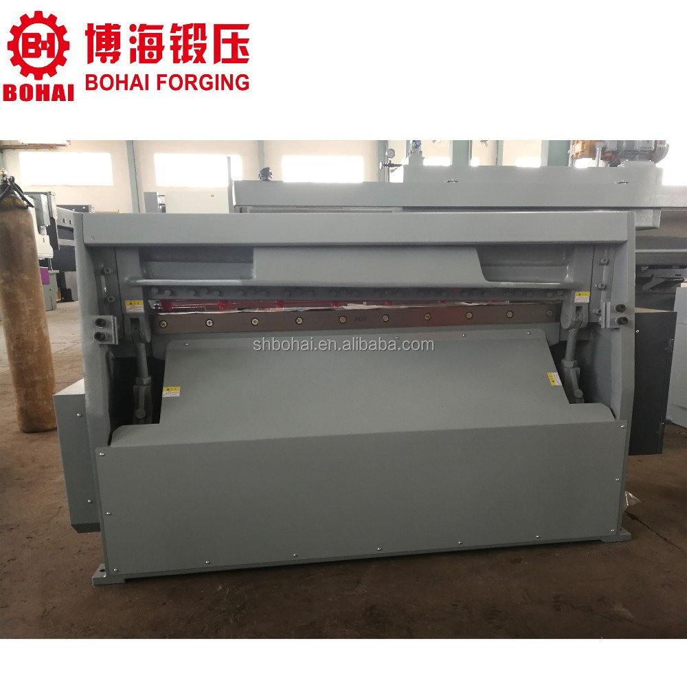 China Machinery <strong>Q11</strong> Series metal cutting <strong>guillotine</strong> made in China