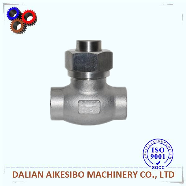 High Pressure Forged Steel Gate Valve