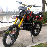 CE Standard Air Cooled Dirt Bike 250CC Super Off Road Motor Bikes