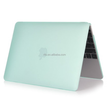 Mint Green Hard Matte Case For Macbook Pro 13 15 17, for Macbook Air Case 11 12 13