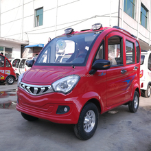 Super cheap ckd electric Automobile cars 40km h for sale with Four Wheel