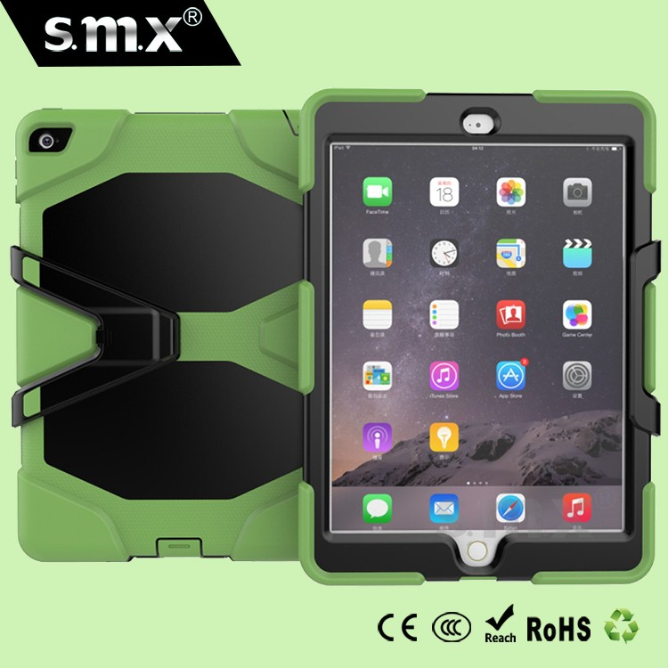 Armor Rubber Sublimation Sillicon Case For iPad Mini 4 Case
