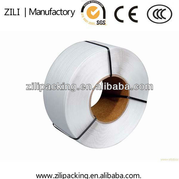 100% virgin white polypropylene strapping suppliers
