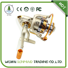 Cheap Wholesale 4000 size Full body metal Spinning Fishing Reel
