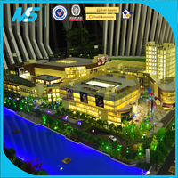 3d Customized Building Model For Construction