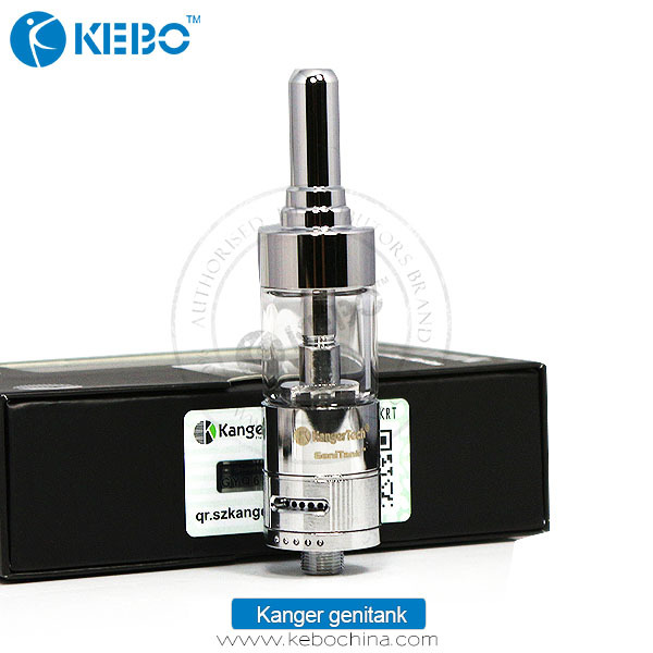 2015 Genuine Original High Quality Kanger Mini Unitank,Kangertech Unitank Mini With Plastic Tube