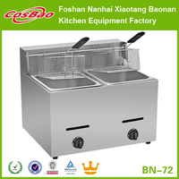 Awesome quality industrial deep fryer, gas chicken fryer