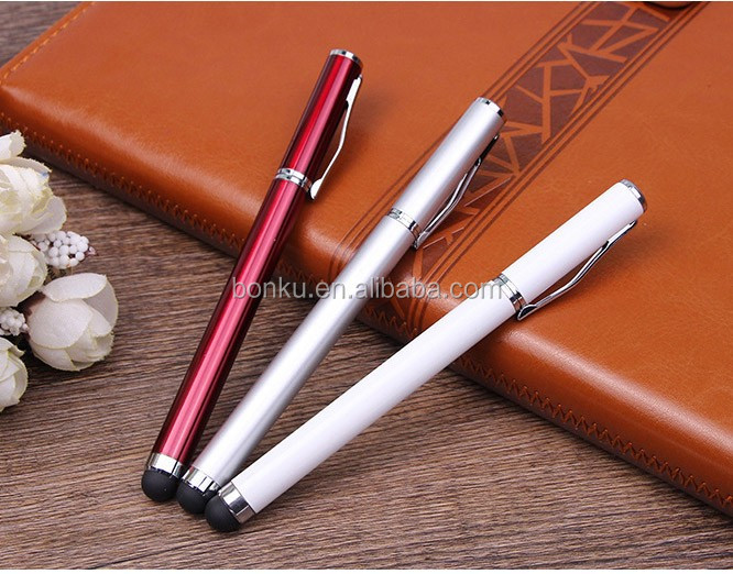 New Design Metal Pocket Pen Screwdriver Mini Gift Promotion Ads Screwdriver Tool with Ballpoint pen