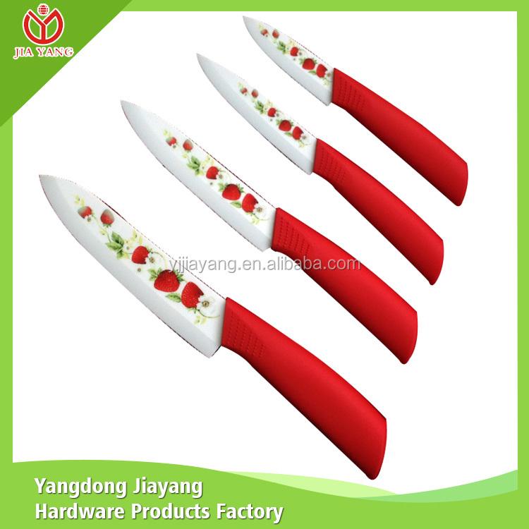 Pas cher 4 couleur couteau en c ramique couteau en - Couteau ceramique pas cher ...