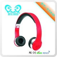 Headband Wireless Bluetooth Headphone Walkie Talkie Wireless Headset For Smartphone